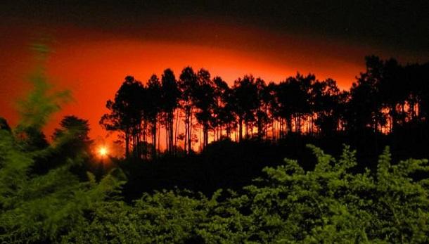 incendios forestales en cordoba